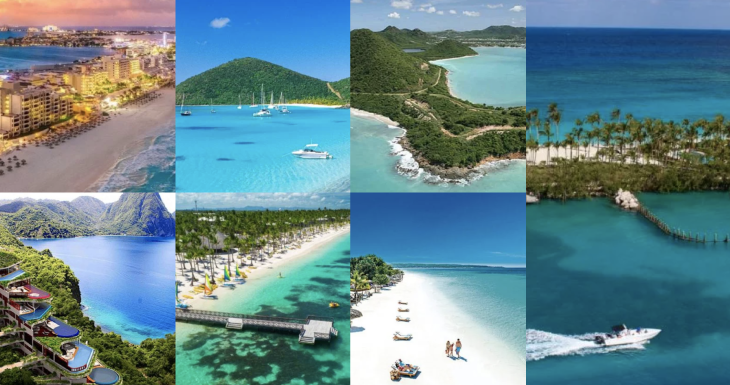 Find out which Caribbean beaches reopen in June and July for tourism