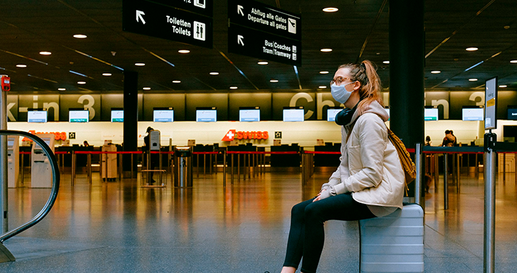 "Coronavirus: airports prepare for ""the day after"""