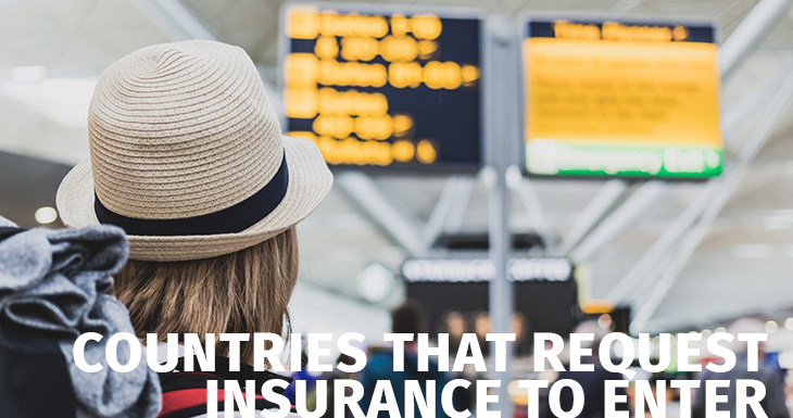 Which countries currently require travel assistance to enter?
